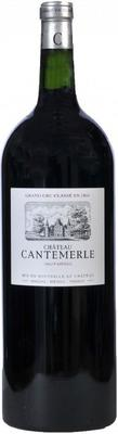 Вино красное сухое «Chateau Cantemerle Haut-Medoc 5-me Grand Cru» 2005 г.