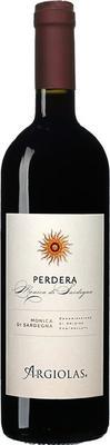 Вино красное сухое «Perdera Monica Di Sardegna» 2016 г.