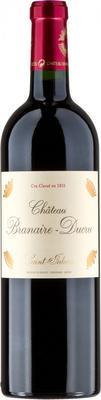 Вино красное сухое «Chateau Branaire-Ducru Saint-Julien 4-eme Grand Cru Classe» 2014 г.