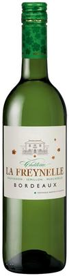 Вино белое сухое «Chateau La Freynelle Blanc Bordeaux» 2018 г.