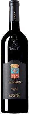 Вино красное сухое «Banfi SummuS Sant Antimo» 2015 г.