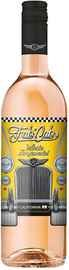 Вино розовое полусладкое «Fab Cab White Zinfandel»