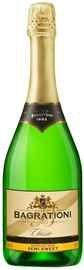 Вино игристое белое полусладкое «Bagrationi Classic Semi-sweet»