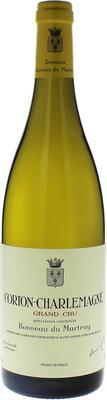 Вино белое сухое «Domaine Bonneau du Martray Corton-Charlemagne Grand Cru» 1998 г.