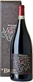 Вино красное сухое «Montebruna Barbera d Asti» 2016 г. в подарочной упаковке