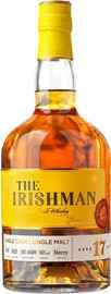 Ирландский виски «The Irishman 17 Years Old Single Malt»