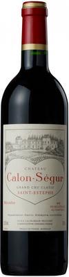 Вино красное сухое «Chateau Calon-Segur Saint-Estephe 3-eme Grand Cru Classe» 2013 г.