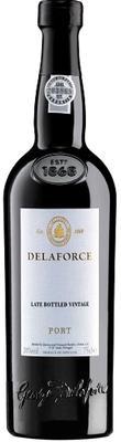 Вино ликерное красное сладкое «Delaforce Late Bottled Vintage Port»