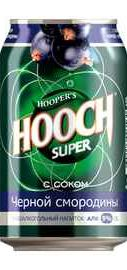 Коктейль «Hooch Blackberry Super»