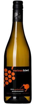 Вино белое сухое «Curious Kiwi Gewurtztraminer Marisco Vineyards» 2018 г.