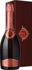 Вино игристое розовое брют «Boizel Joyau de France Brut Rose» 2007 г. в подарочной упаковке