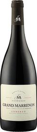 Вино красное сухое «Grand Marrenon Rouge Luberon» 2016 г.