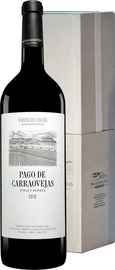 Вино красное сухое «Pago De Carraovejas Ribera Del Duero» 2016 г. в подарочной упаковке