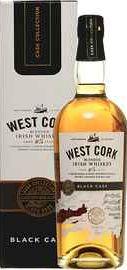 Виски ирландский «West Cork Black Cask» в подарочной упаковке