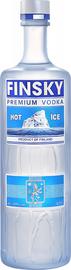 Водка «Finsky Hot Ice»