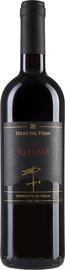 Вино красное сухое «Monfort Terre del Fohn Trentino» 2016 г.