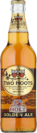 Пиво «Joseph Holt TWO HOOTS GOLDEN ALE»