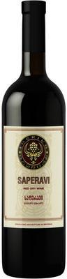 Вино красное сухое «Iberika Saperavi»