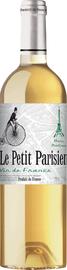 Вино столовое белое сухое «Le Petit Parisien Blanc Sec»