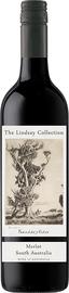 Вино красное сухое «Boundary Rider Merlot Lindsay Collection» 2019 г.