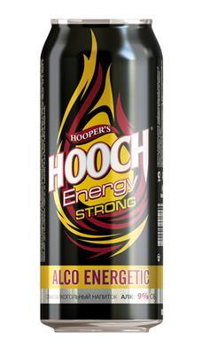 Напиток слабоалкогольный энергетический «Hooch Energy Strong Tropic»