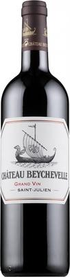 Вино красное сухое «Chateau Beychevelle Saint-Julien 4-me Grand Cru» 1982 г.