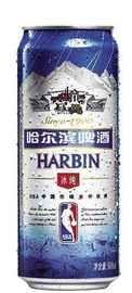 Пиво «Harbin Wheat» в жестяной банке