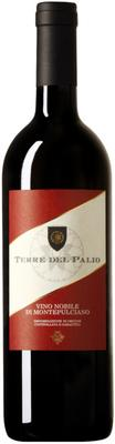 Вино красное сухое «Terre del Palio Vino Nobile di Montepulciano» 2013 г.