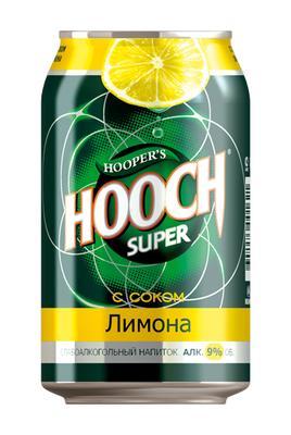 Коктейль «Hooch Super Lemon, 0.33 л»