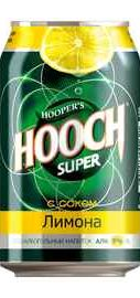 Коктейль «Hooch Super Lemon»