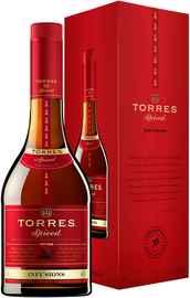 Спиртной напиток «Torres Spiced» в подарочной упаковке