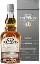 Виски шотландский «Old Pulteney Huddart» в подарочной упаковке