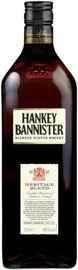 Виски шотландский «Hankey Bannister Heritage Blend»
