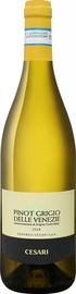 Вино белое полусухое «Pinot Grigio Delle Venezie Cesari» 2018 г.
