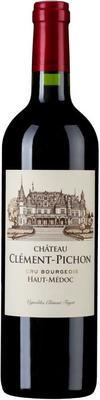 Вино красное сухое «Chateau Clement-Pichon Haut-Medoc Cru Bourgeois Superieur» 2010 г.