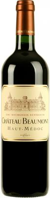 Вино красное сухое «Chateau Beaumont» 2013 г.
