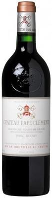 Вино красное сухое «Chateau Pape Clement » 2012 г.
