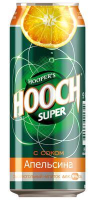 Коктейль «Hooch Super Red Orange»