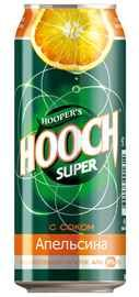 Коктейль «Hooch Super Red Orange»