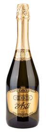 Напиток винный газированный белый полусладкий «Corato Del Asti Gold»