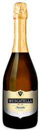 Винный напиток газированный белый полусладкий «Muskatella»