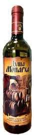 Вино столовое белое полусладкое «Душа Монарха»