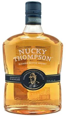 Виски российский «Nucky Thompson» фляга