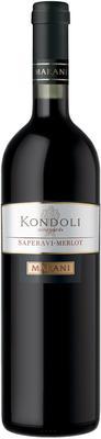 Вино красное сухое «Marani Kondoli Saperavi - Merlot» 2016 г.