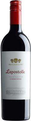 Вино красное сухое «Lapostolle Grand Selection Carmenere» 2012 г.