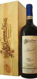 Вино красное сухое «Barale Fratelli Bussia Riserva Barolo» 2009 г. в деревянной подарочной упаковке