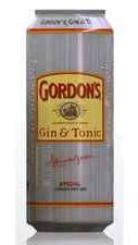 Коктейль «Gordon's Gin Tonic»