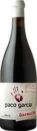 Вино красное сухое «Paco Garcia Garnacha Rioja» 2015 г.