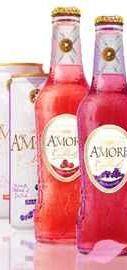 Коктейль «Amore Champange-Strawberry, 0.5 л»