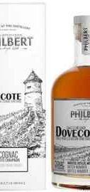 Коньяк французский «Cognac Philbert Dovecote Single Vineyard Petite Champagne» в подарочной упаковке